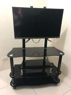 Haier TV and TV Stand