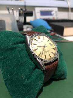 Bucherer officially certified chronometer