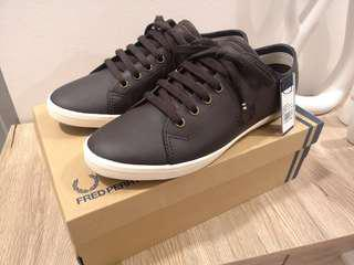 Fred Perry Kingston Leather Shoes