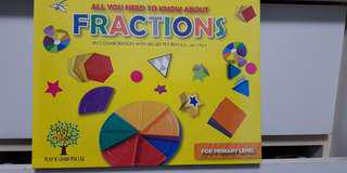 Fractions - all you need to know about fractions