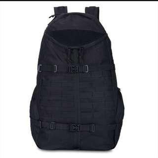 65L tactical camping hiking travel backpack