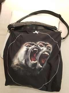 Givenchy nightingale monkey sling