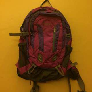 Hawk mountaineering bag