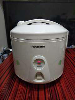 Panasonic 電飯煲 1.8 Litre  (SR-TEG18)   Panasonic Rice Cooker 1.8 Litre  (SR-TEG18)