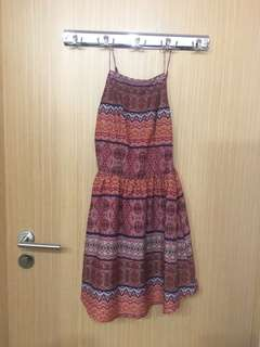 New Look Dress in Tribal Print