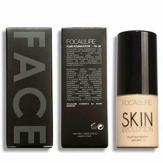 ORIGINAL FOCALLURE BB Cream Liquid Concealer Face Makeup Base Waterproof