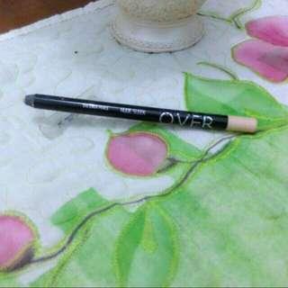 Eyeliner pencil makeover nude