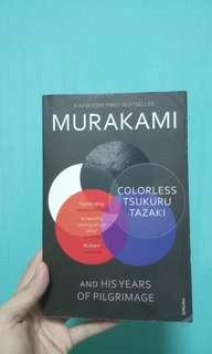 Murakai's Colorless Tsukuru Tazaki and His Years of Pilgrimage