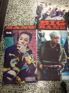BIGBANG MADE Tapestry, Seungri + Taeyang (UNOFFICIAL)