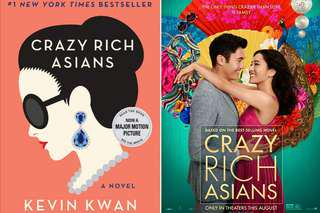 Brand New - Crazy Rich Asians by Kevin Kwan - Paperback