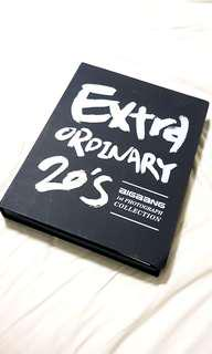 [RESERVED] BIGBANG Extraordinary 20s Photo Book (FREE MUG + additional poster)