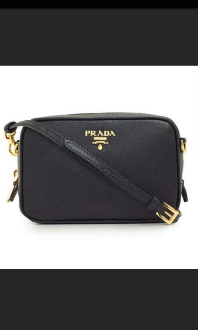 06605a6977f8 ... denmark prada mini pouch sling bag luxury bags wallets sling bags on  carousell 14436 bd5a8