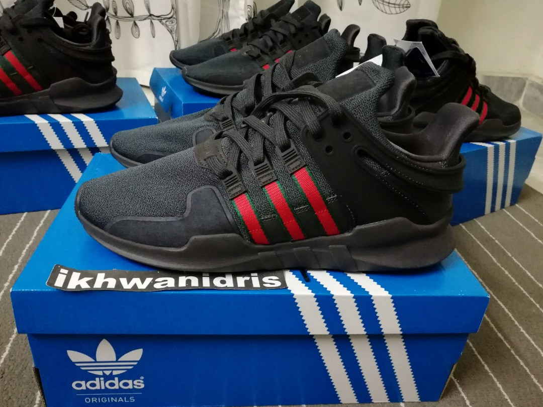 on sale fdf70 673d4 Adidas EQT Support ADV Gucci UK9.5