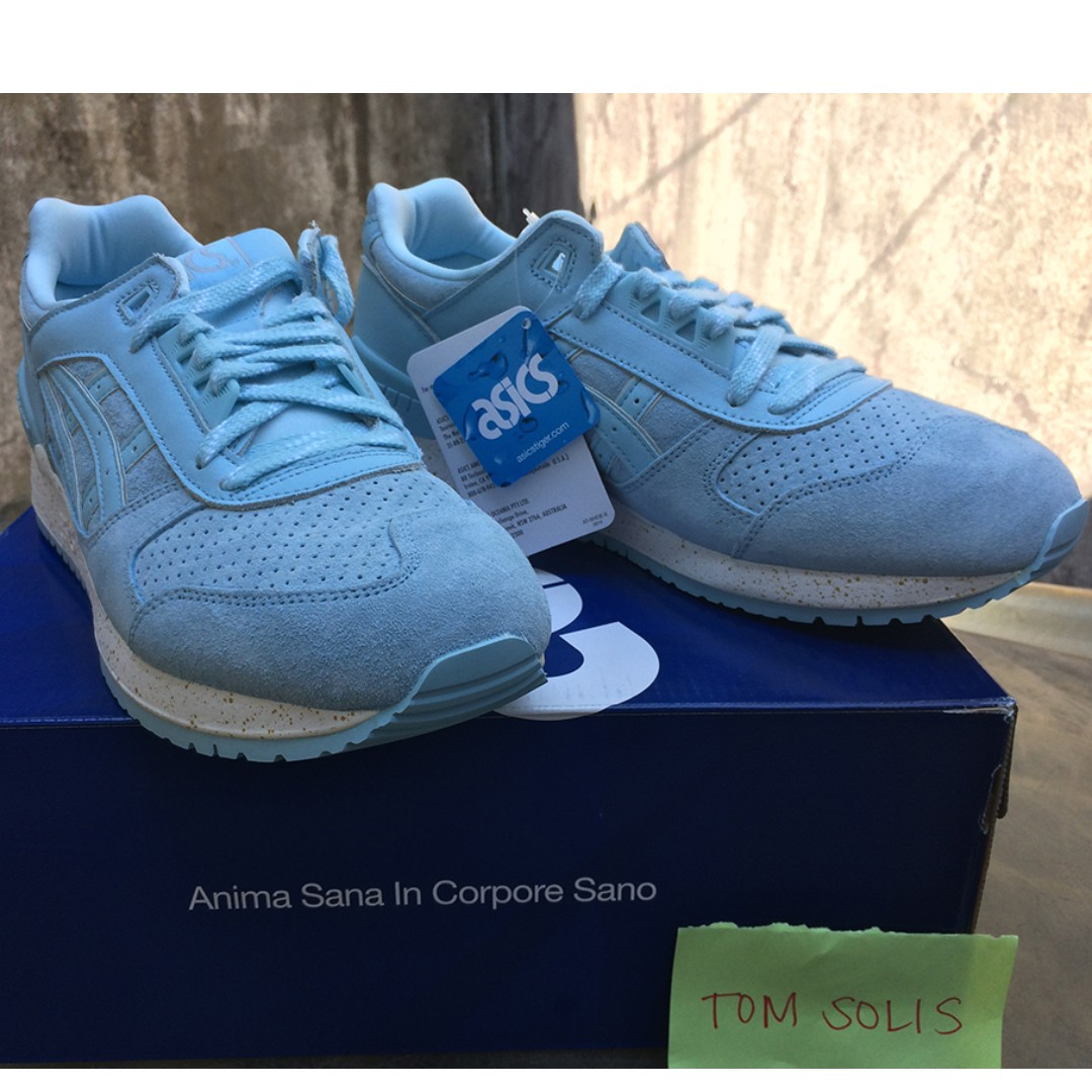 32d69bb63b83 Asics Gel Respector Crystal Blue