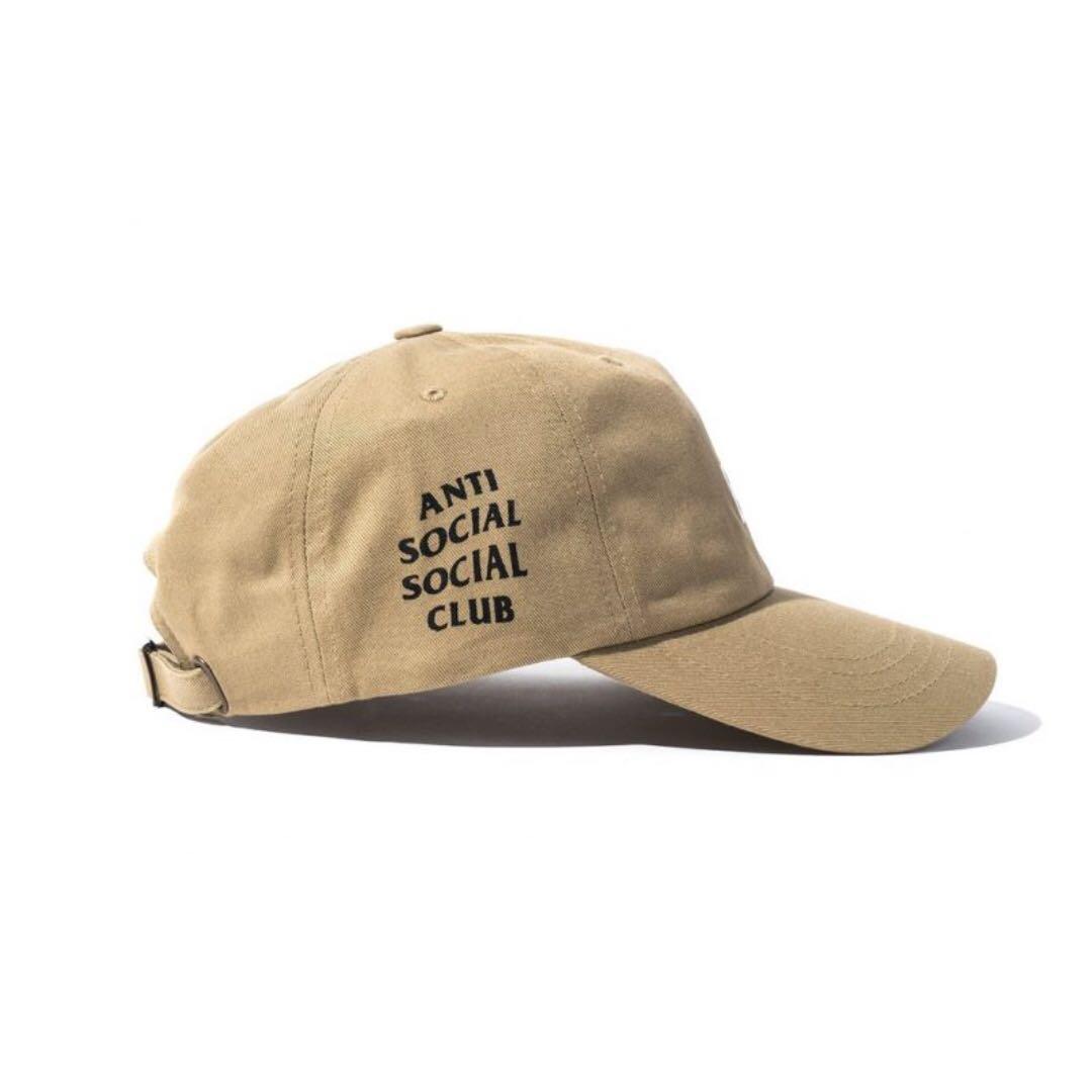 d44f26765b4c4 ASSC Get Weird Khaki Cap
