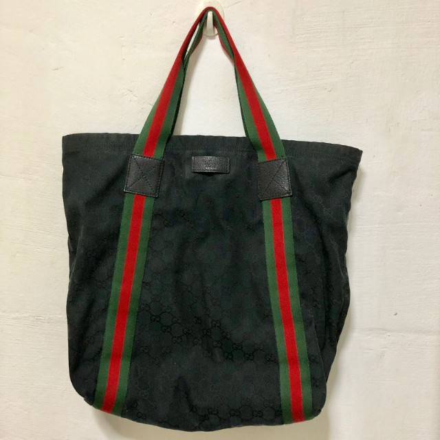 26544b34885e Authentic Gucci Tote Bag ( Fast Deal  200)