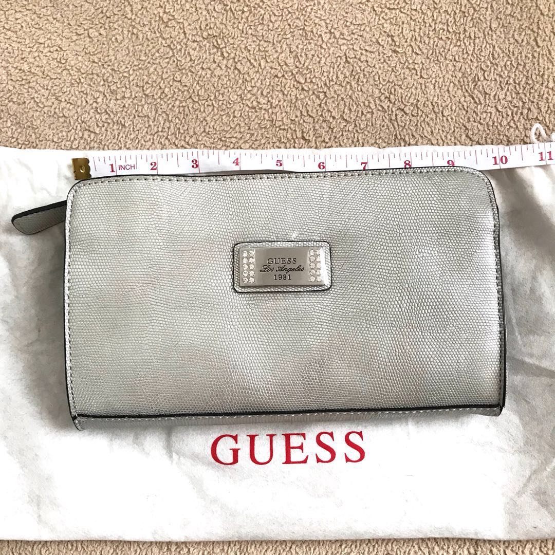 Authentic GUESS Clutch Sling Bag (with dust bag) d353ab8bde686