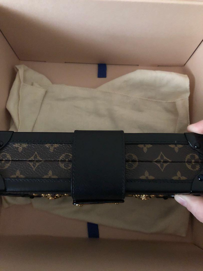 Authentic Louis Vuitton petite malle