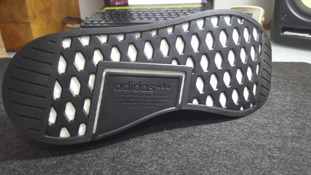 d63da7ac44ebe BNIB! Adidas NMD CS2 PK Black Carbon and Pink