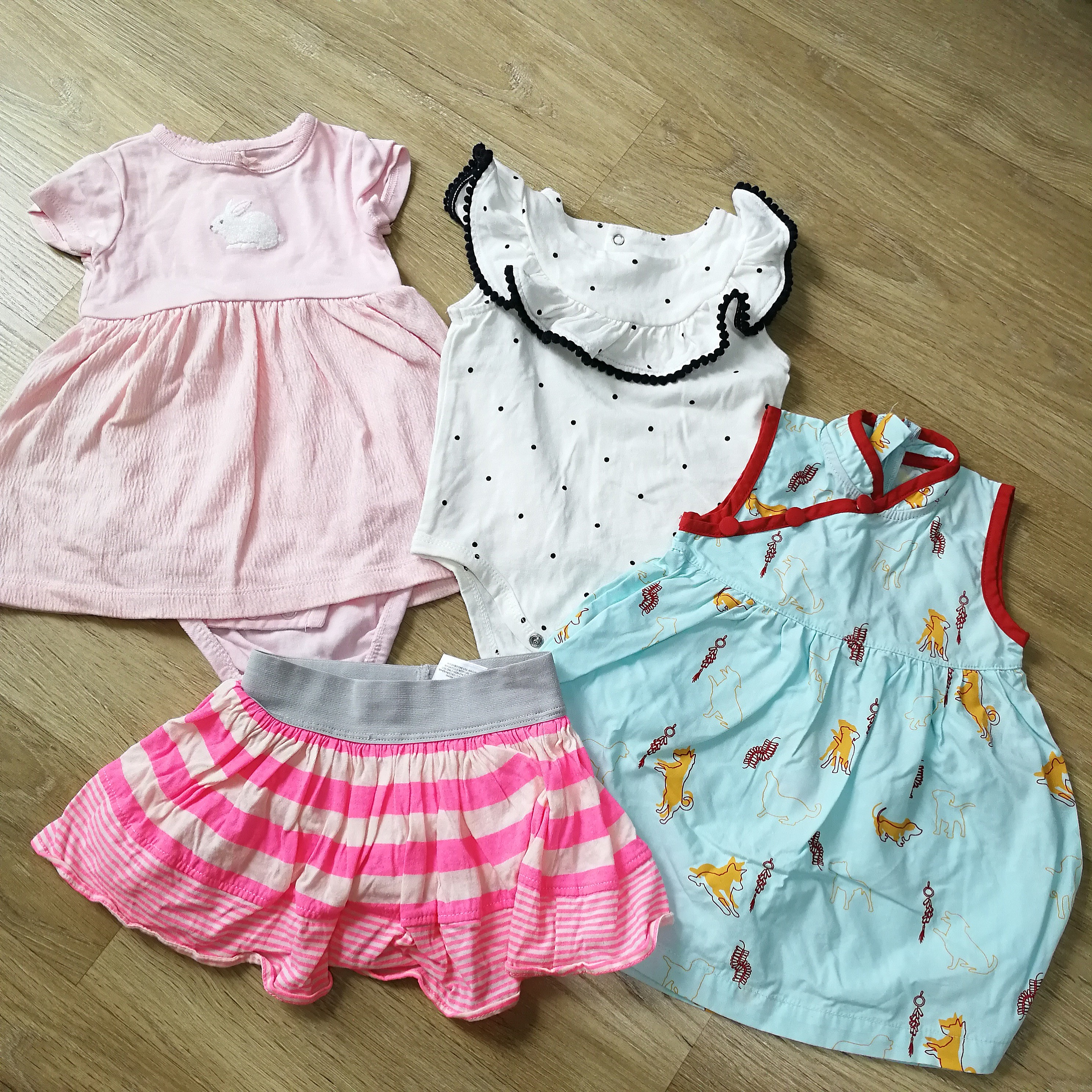 f7d20d9df Bundle of Baby Girl Dresses (3 to 6 months)