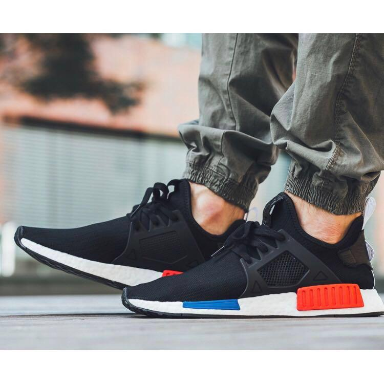 finest selection 140b2 46e9c Cheapest Adidas NMD XR1 PK OG Blue Red, Women's Fashion ...