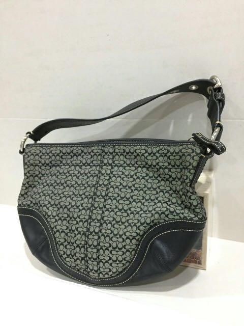 715de0d7c0 COACH Classic C-patterned bag