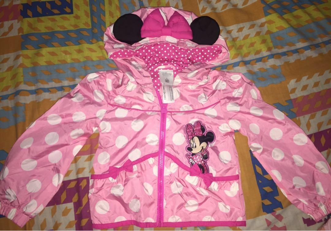 77f3c7611 Disney Minnie Mouse Jacket for Girls Kids