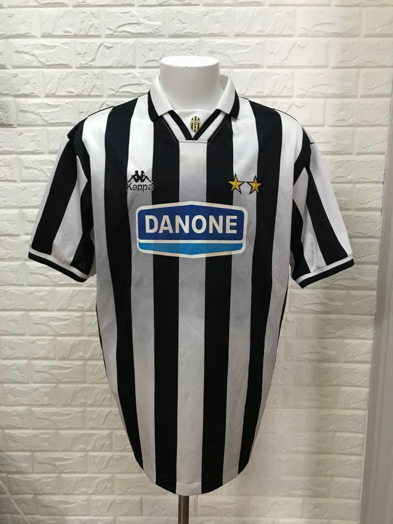 9dbddb01b0e Juventus Danone kappa jersey jersi