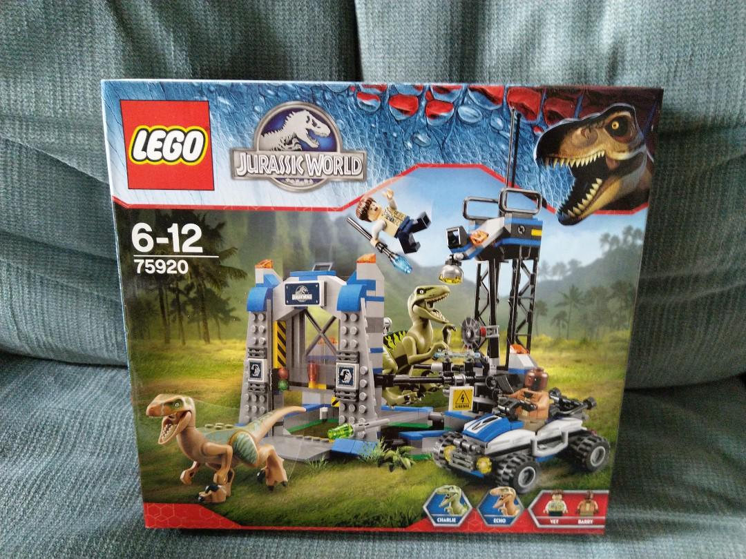 LEGO Jurassic world 75920