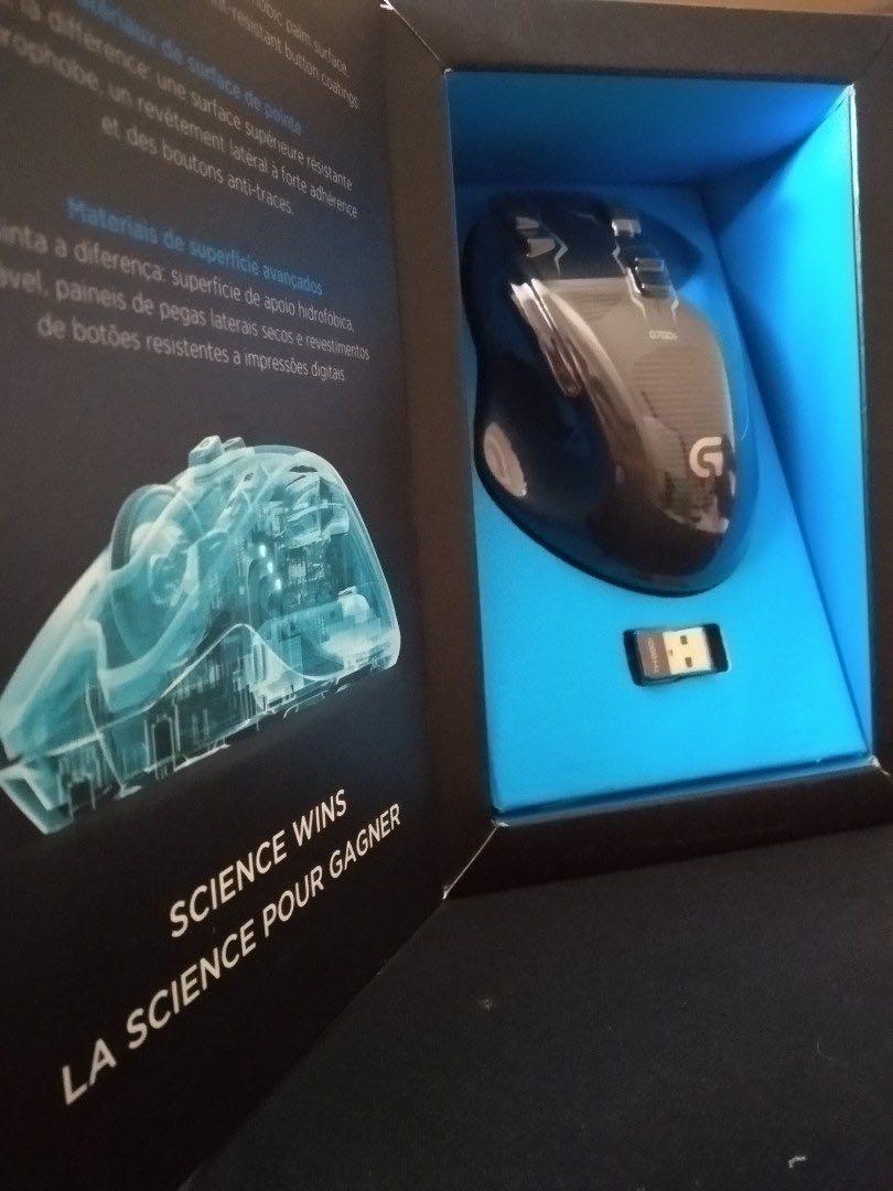 Logitech G700s Rechargable Gaming Mouse