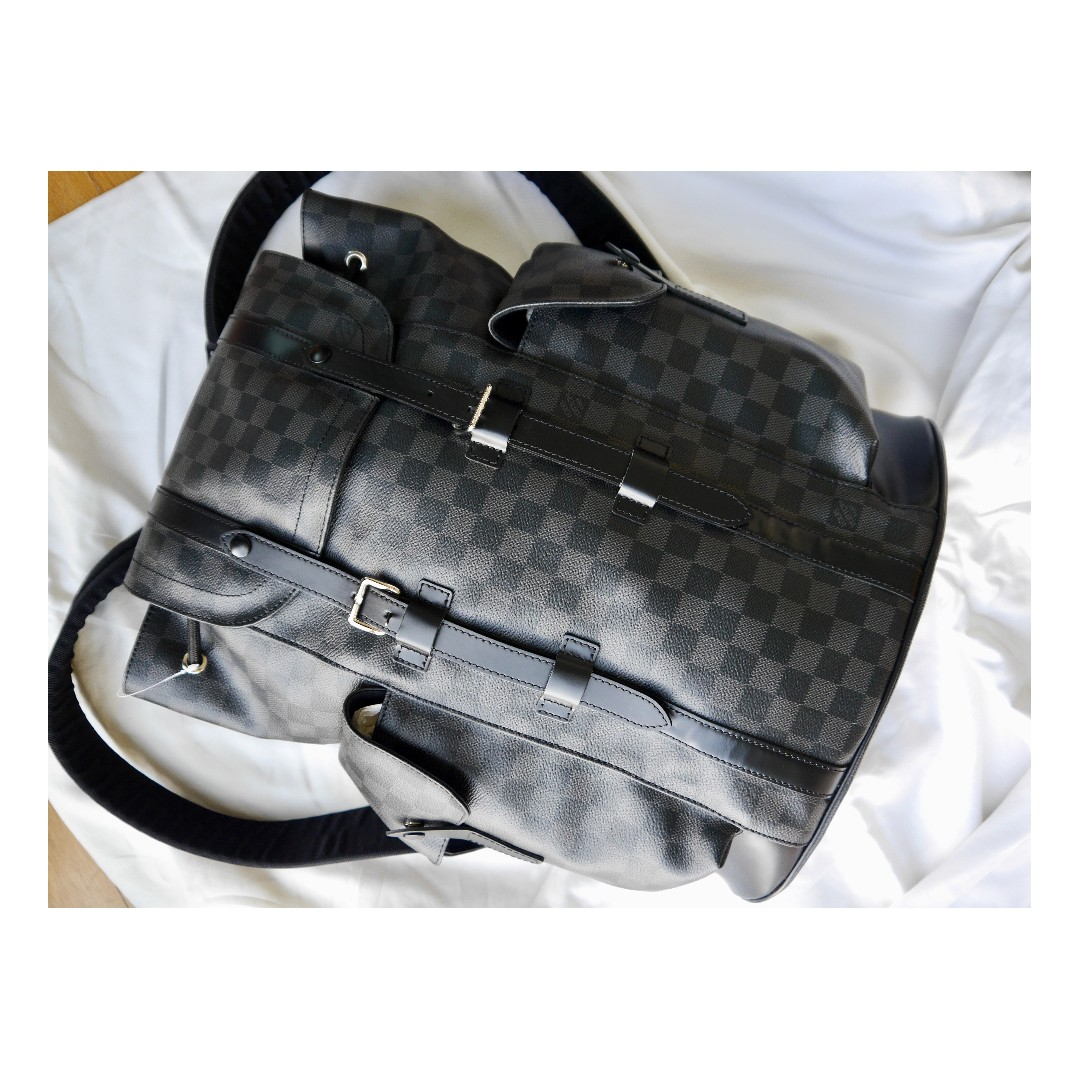 538d1fd61c93 Louis Vuitton Christopher PM Backpack