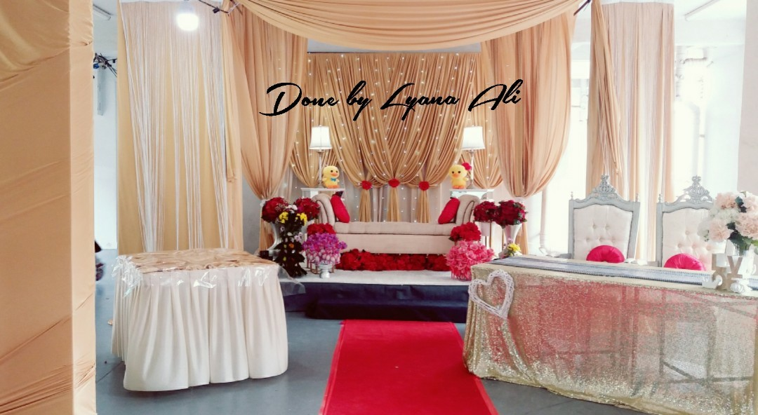 Malay Wedding Catering Package Perkhawinan Promotion Free Usage