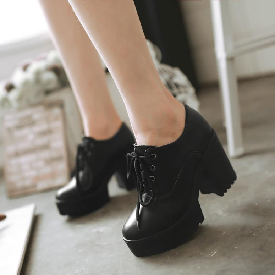 40e0713583f [NEW] [PO] PROMOTION FOR MONTH OF AUGUST 2018 !! pretty heels !!! SUper  nice and chio too !! 9.5cm