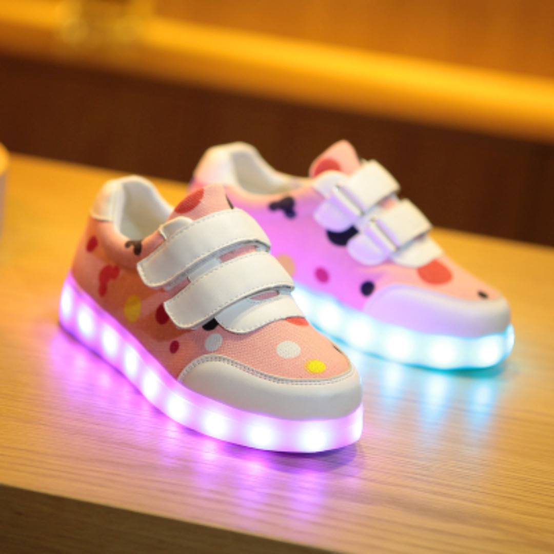 6e0c1317a NEW   PO  PROMOTION FOR MONTH OF AUGUST !! RECHARGERABLE LED SHOES ...