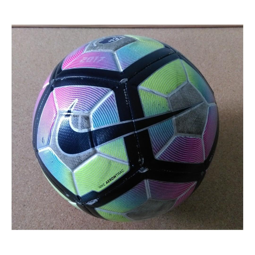 e2b21e837 Nike Ordem 4 Premier League Soccer Football