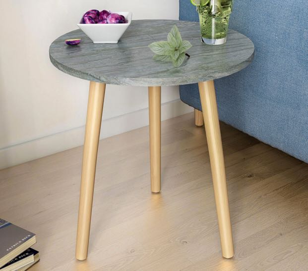 Round Coffee Table With Chairs.Nordic Round Coffee Table