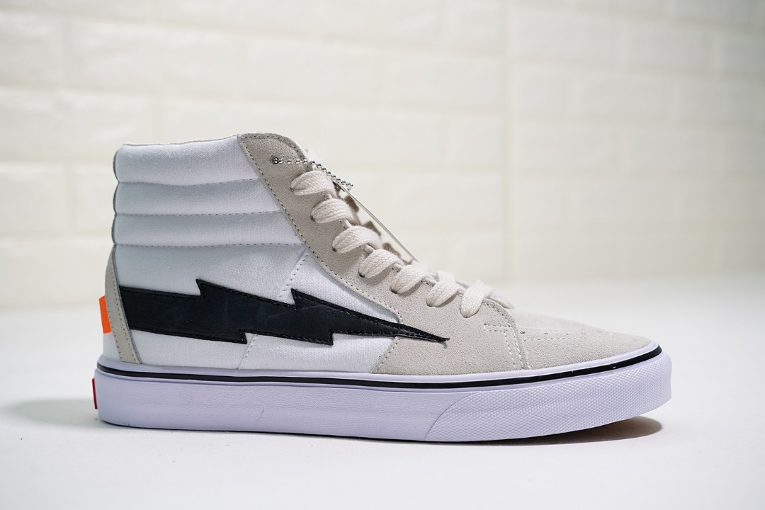 bdfca502f2 Original Off White X Revenge X Storm X The Remade X Vans SK8 Hi ...