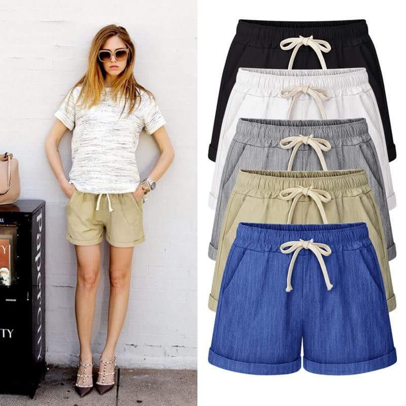 ec73524d8a9 Plus size 6X UK16-18 women short pant