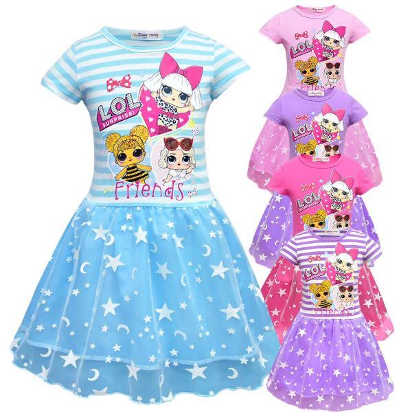 9f839d0ff217 PO LOL Surprise Doll Dress
