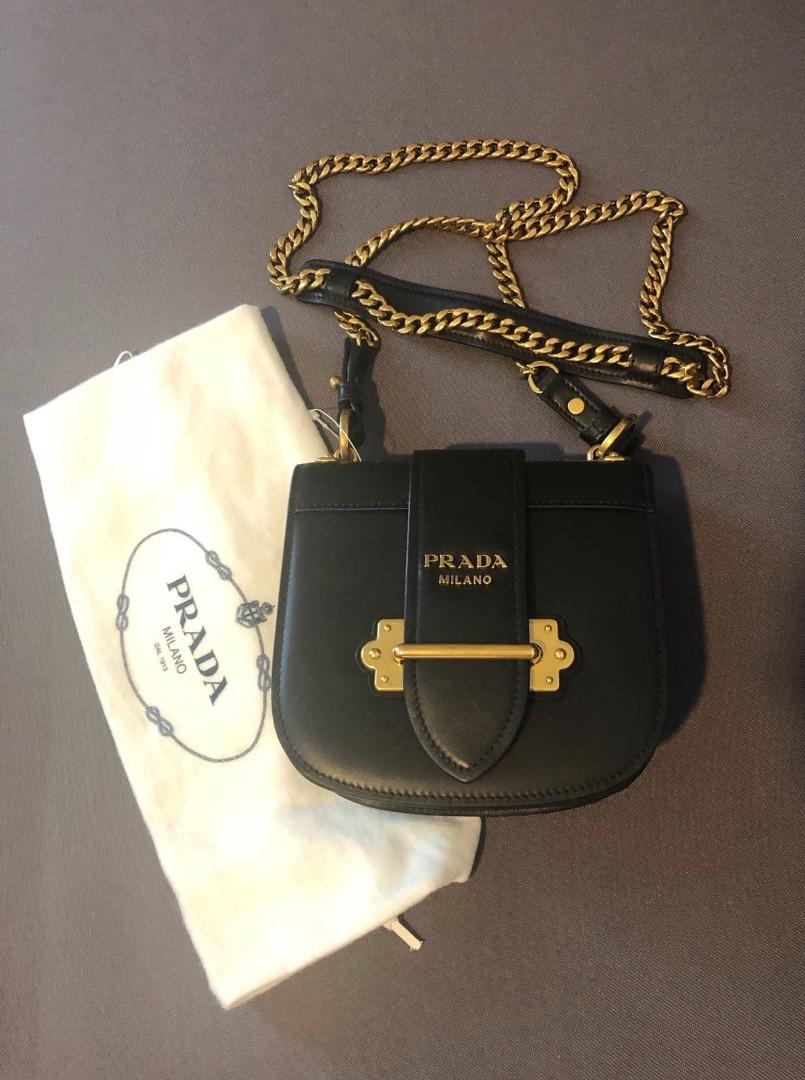 82af5fa1cce8ec Prada City Calf Pionniere, Luxury, Bags & Wallets, Handbags on Carousell