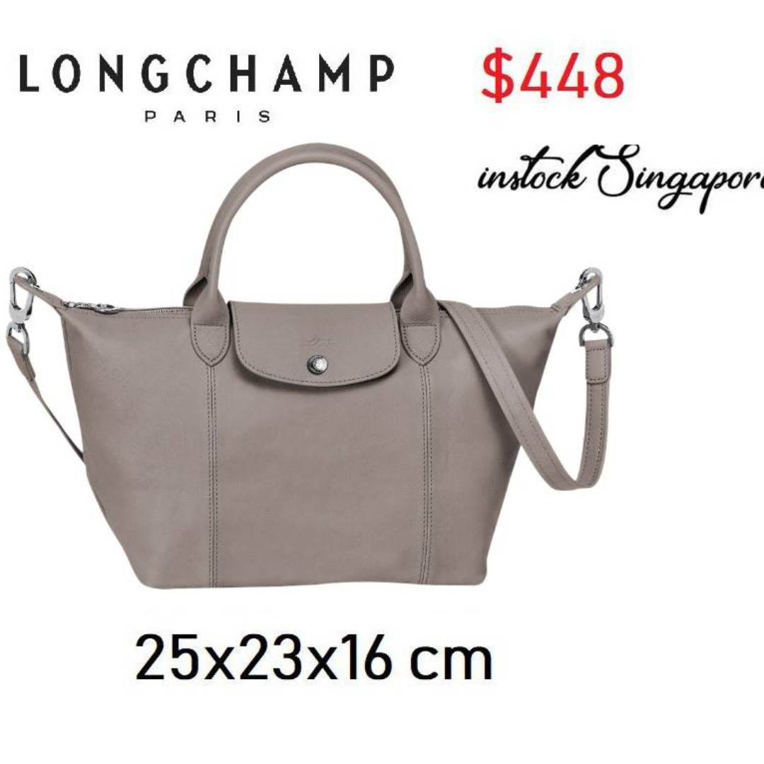 1aa6bbb559b1 READY STOCK authentic new Longchamp LE PLIAGE cuir