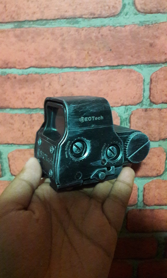 Replica Eotech 553 Holographic Toys Games Others On Carousell