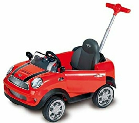 👍✓onhand: mini cooper push & pedal car, babies & kids, toys