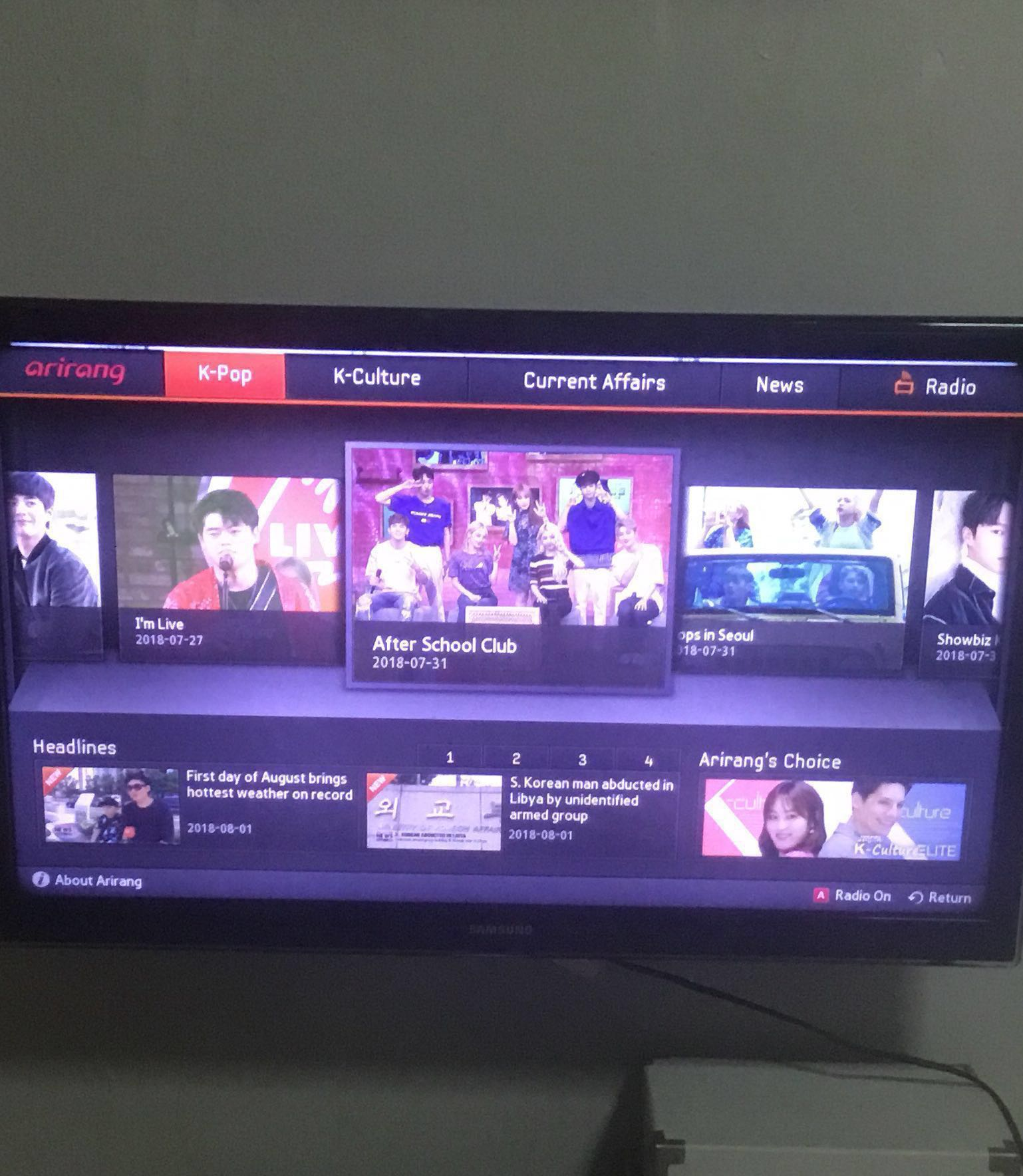 Samsung Smart Tv 32 Inch Read My Description Home Appliances