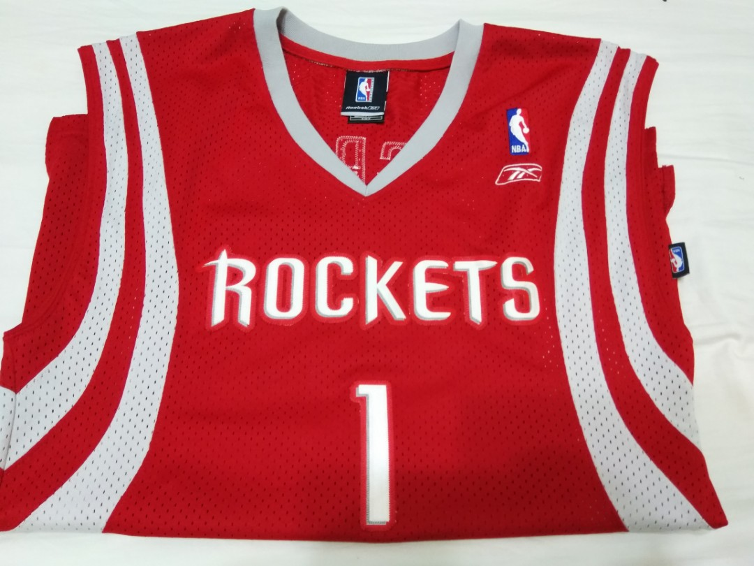 official photos 55494 7f318 Tracy Mcgrady Houston Rockets jersey #authentic #original #reebok