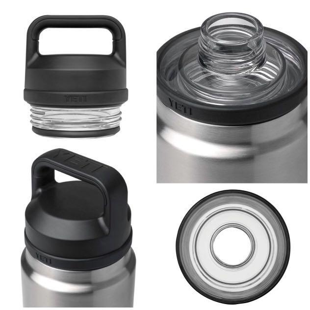 Yeti Rambler Bottle Chug Cap Review - Image Collections Bottle