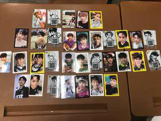 WTS Stray Kids - Who Am I Photocards / Poster