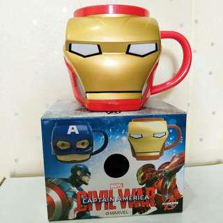 Iron Man Collectible Cup