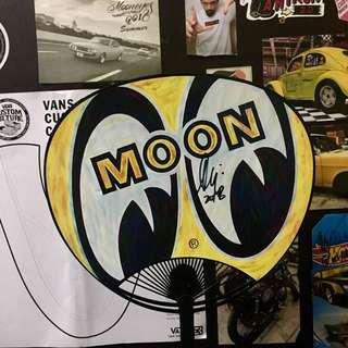 Mooneyes Fan