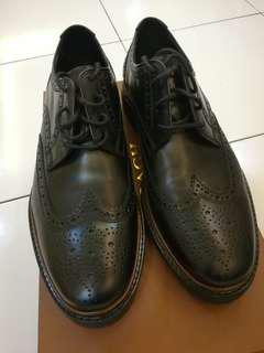 Coach Bryant Wingtip Leather